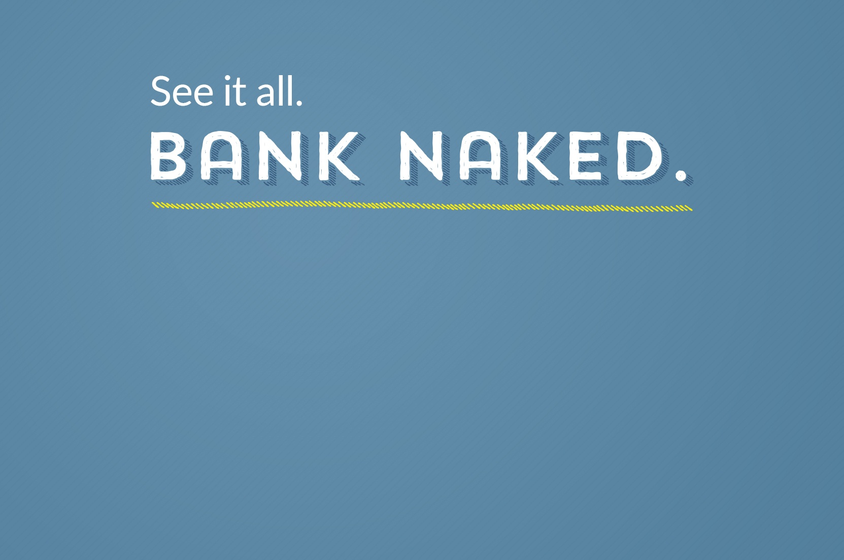Bank Naked Header
