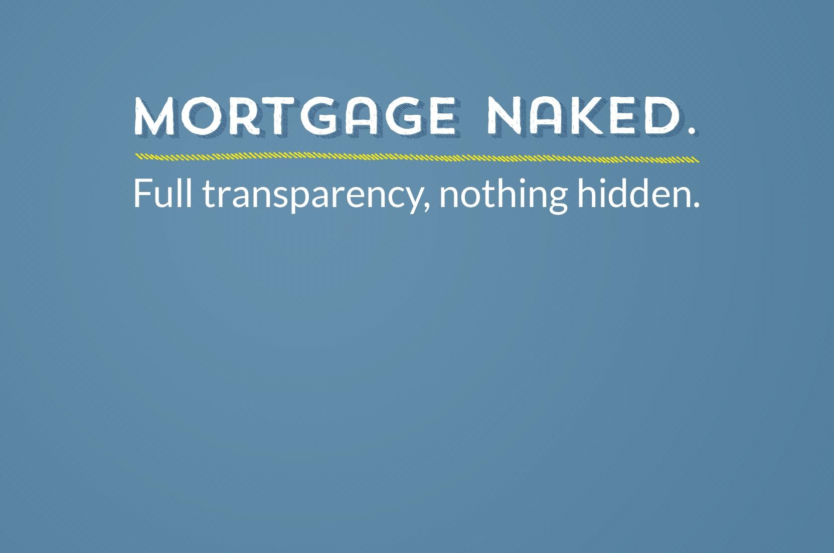 Mortgage Naked Header